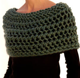 shawl etsy shape I love green loose knit