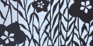 Japanese stencil design